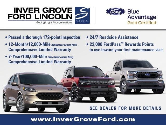 Certified 2018 Ford Escape SE with VIN 1FMCU9GDXJUA55866 for sale in Inver Grove, Minnesota