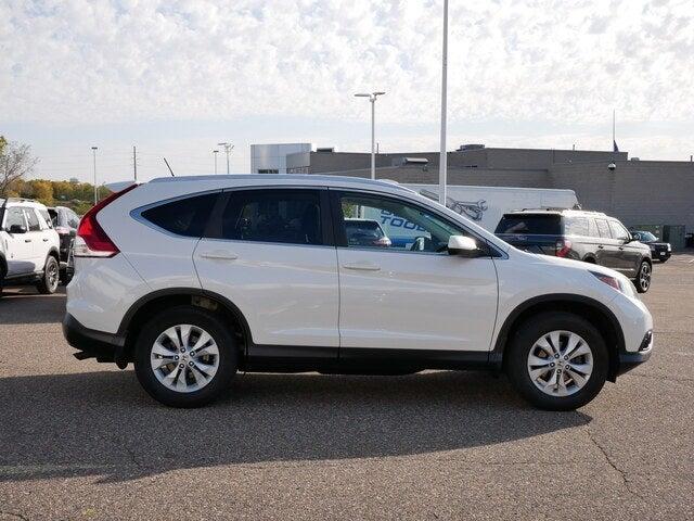 Used 2013 Honda CR-V EX-L with VIN 5J6RM4H75DL069186 for sale in Inver Grove, Minnesota